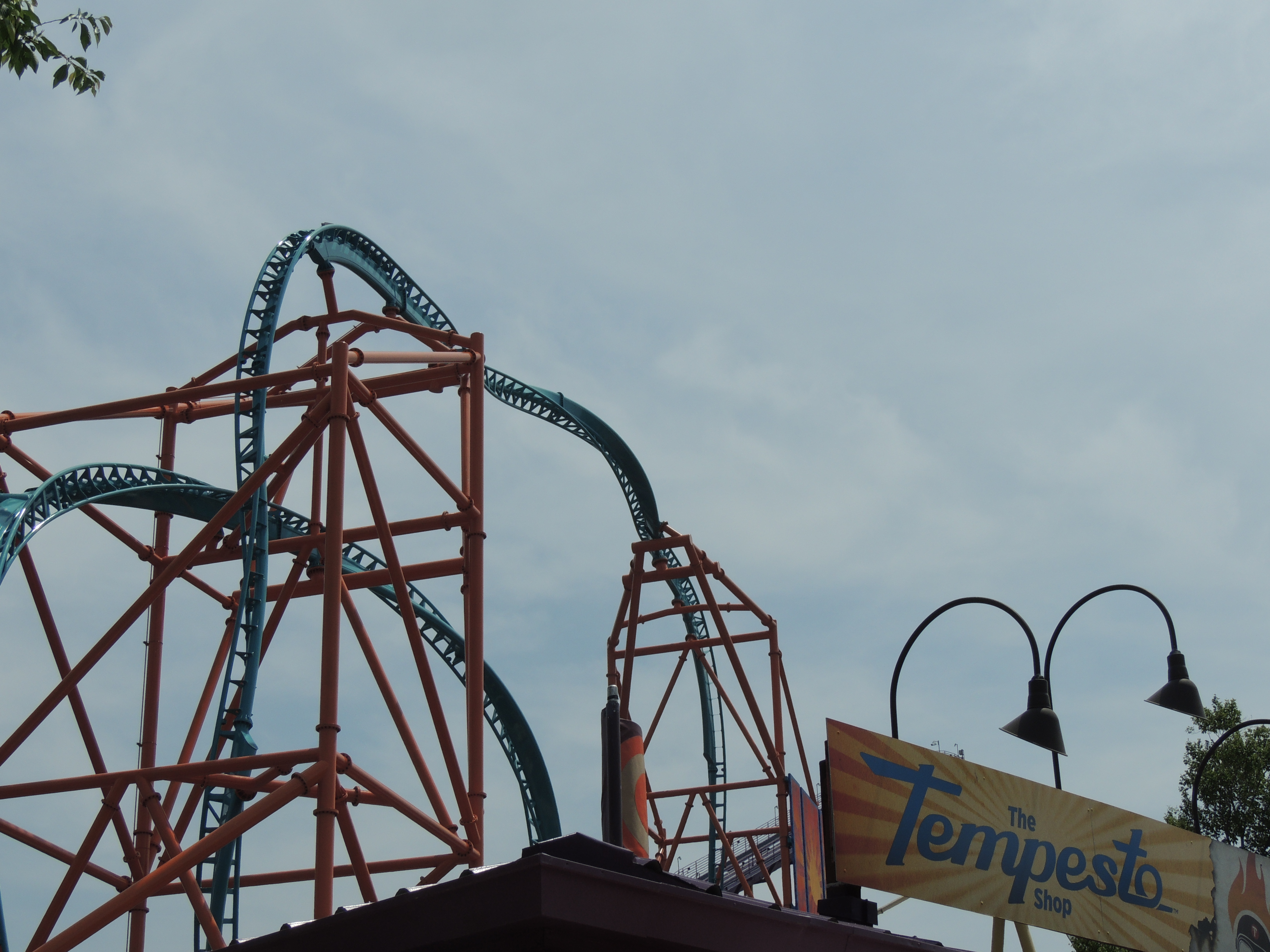 Review Of Tempesto At Busch Gardens Williamsburg Theme Parks And Travels