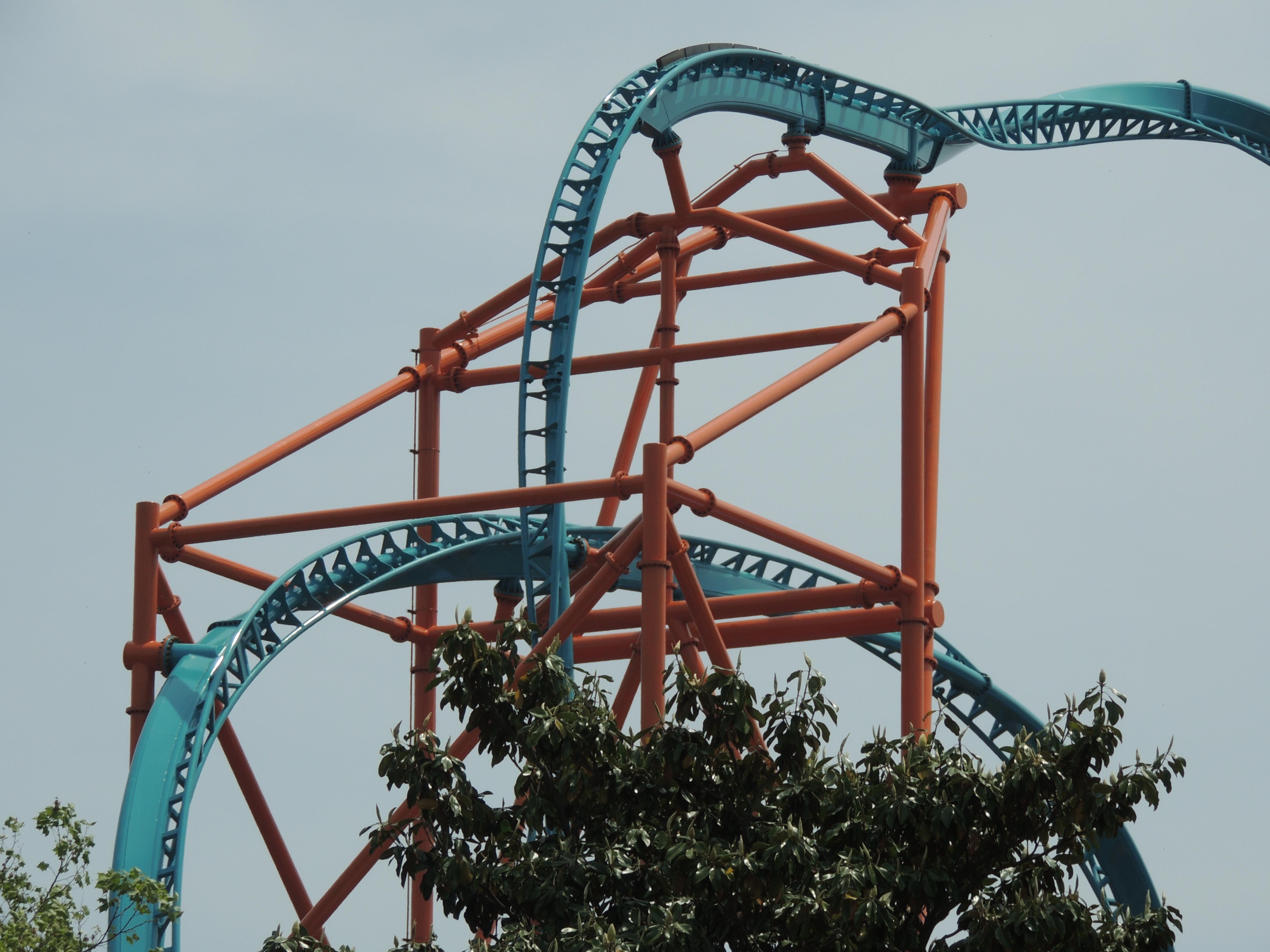 Busch Gardens Williamsburg Theme Parks And Travels