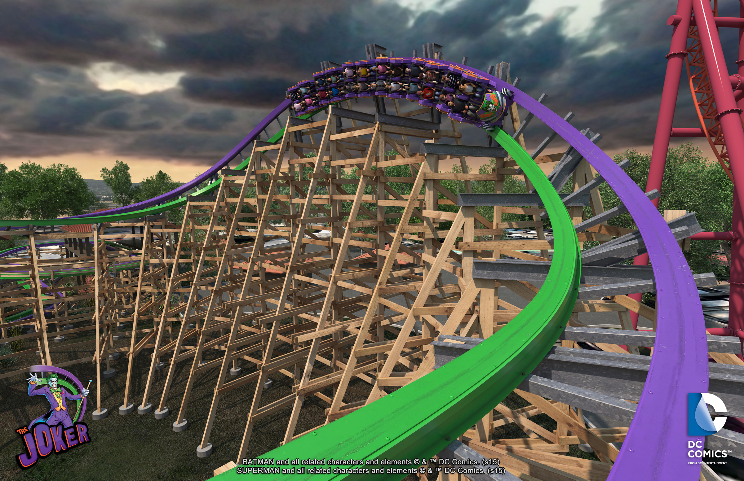Rocky Mountain Construction   Theme Parks and Travels